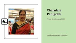 Charulata Panigrahi   Contribution